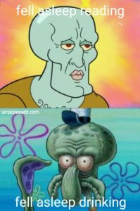 amanjareads squidward meme