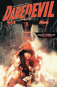 Daredevil Back in Black Vol 2 cover