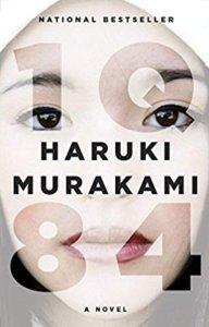 1Q84 book cover