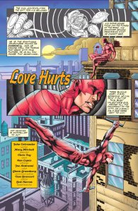 Love Hurts cover page